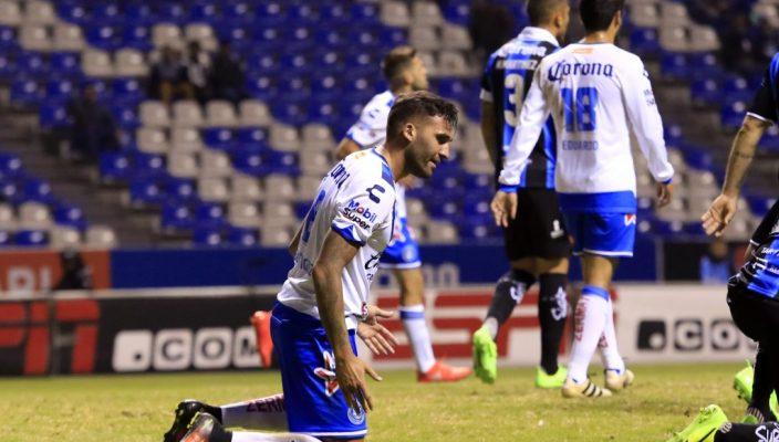 Club Puebla se convertiría en el Atlético Celaya