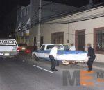 hombre putrefacto en camioneta en Morelia