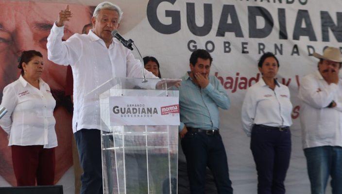 Declina candidato del PT por Delfina Gómez — Edomex