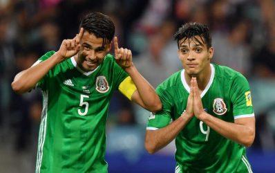 México en la copa confederaciones 2017