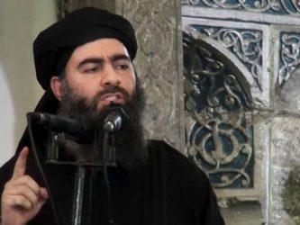 Líder del Estado Islámico