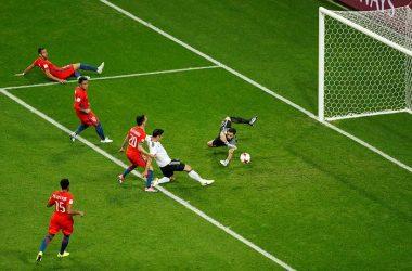 Alemania vs Chile