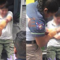 Motociclista es atropellado en Zamora Michoacán