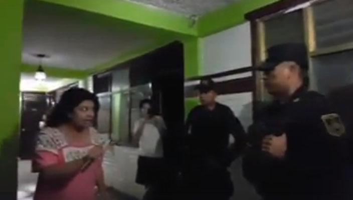 Policías de Edomex amenazan a militantes de Morena