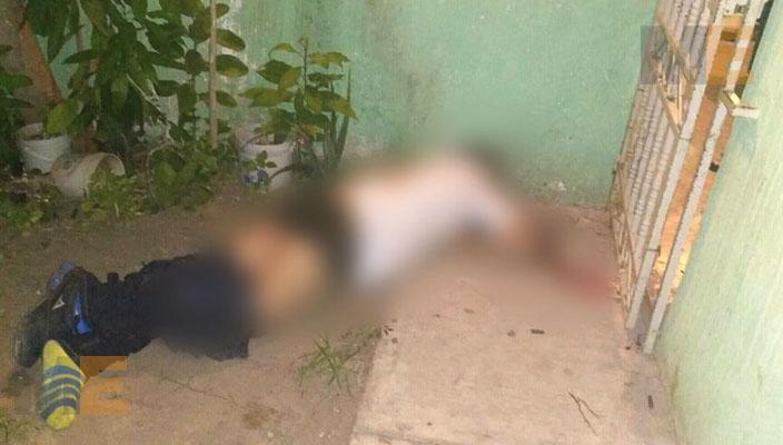 Balaceras en Apatzingán dejan tres muertos