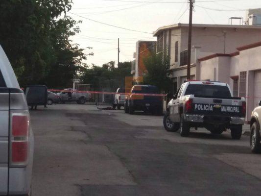 Hombre es asesinado de forma violenta en Ciudad Juárez