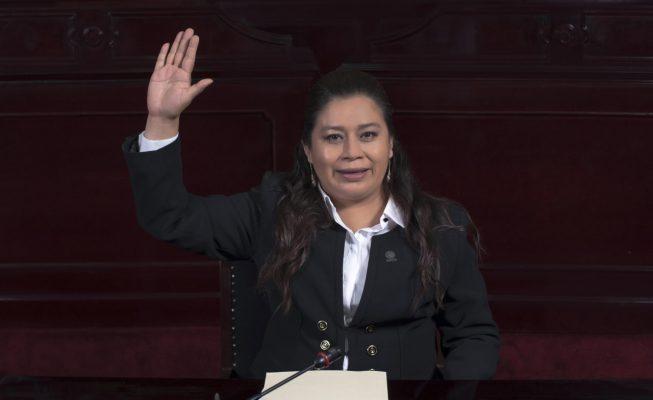 El derecho al agua en Michoacán será garantizado y reconocido en la Constitución Local: Belinda Iturbide