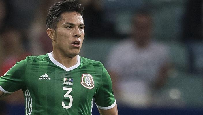 México se prende en la disputa del grupo A — Confederaciones