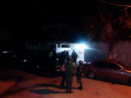 """Dan muerte a """"El Borrego"""" Chávez en su propio domicilio; se resistió a un asalto"""