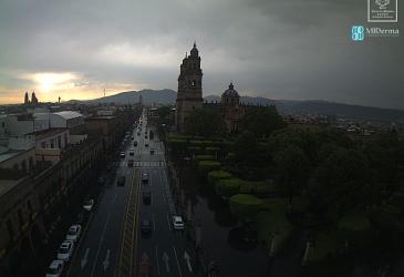 Clima Michoacán 7 de Junio