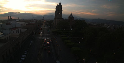 Pronóstico para Michoacán 13 de Junio de 2017