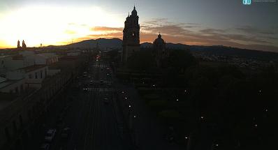 Clima Michoacán 20 de Junio de 2017