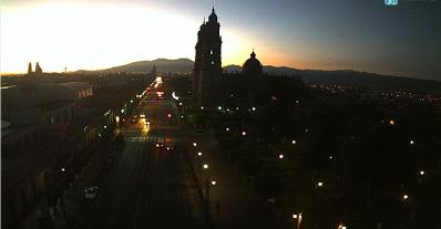 Clima Michoacán 21 de Junio 2017