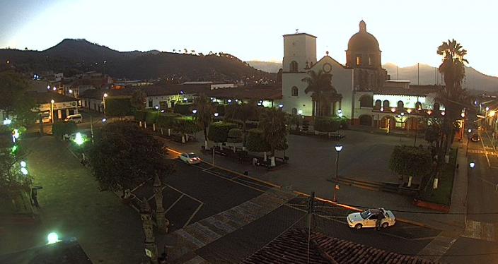 A sacar el paraguas, prevén tormentas fuertes en Oaxaca (10:00 h)