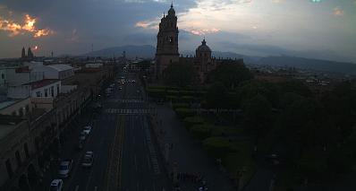 Clima Michoacán 22 de Junio de 2017