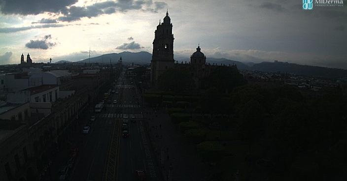 Clima Michoacán 24 de Junio de 2017