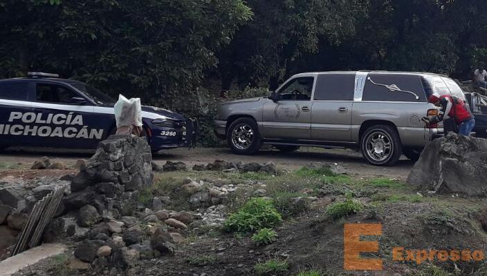 En menos de 24 horas, localizan tres ejecutados en Michoacán