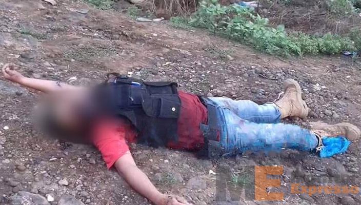Encuentran a tres hombres ejecutados en Ziracuaretiro