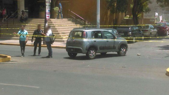 Detienen a ladrones que habían asaltado a cuentahabiente — Morelia