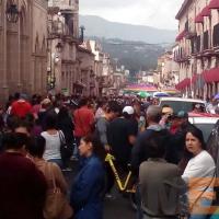 CNTE alista marcha, de nueva cuenta en Morelia Michoacán