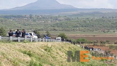 Ocho goes muertos en Panindícuaro