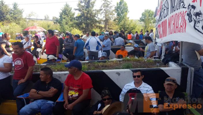 Agreden a presidente de la DDHPO en Nochixtlán
