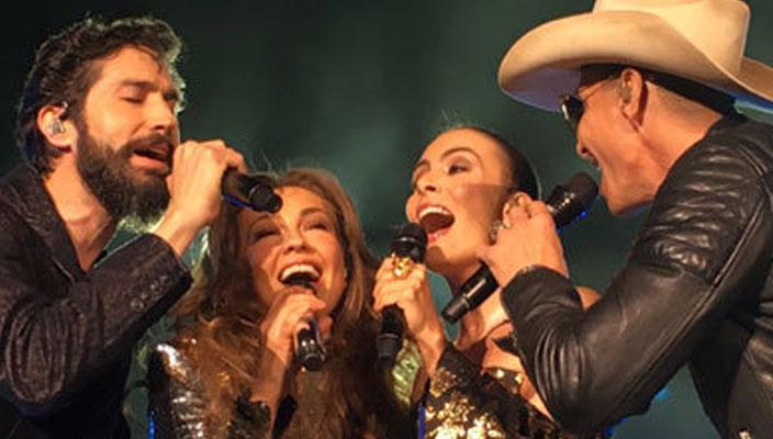 Thalía podría formar parte del reencuentro de Timbiriche