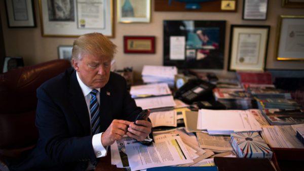 Trump truena contra Justicia federal por