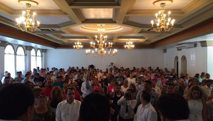 PRI Michoacán realiza asambleas municipales y distritales