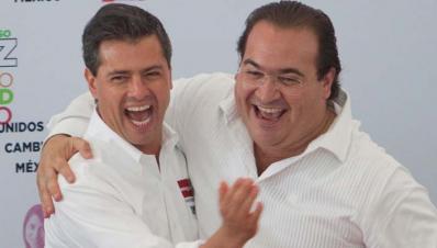 Duarte y Enrique Peña Nieto