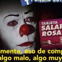 Parodian con video de Eso El Payaso diabólico compra del voto del PRI en EDOMEX