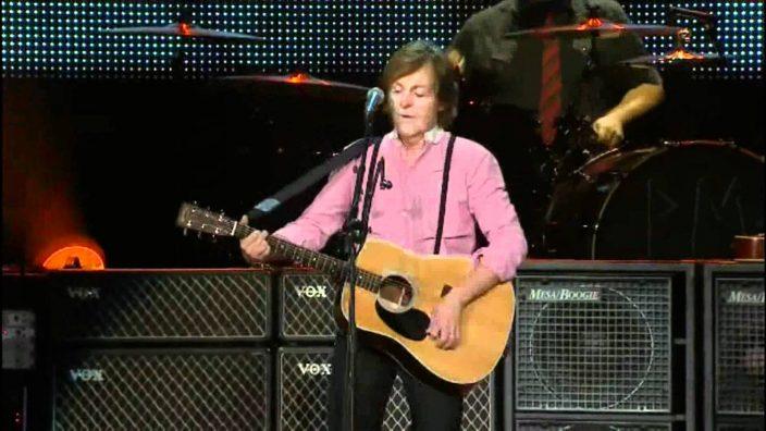 Paul McCartney anuncia fecha en México