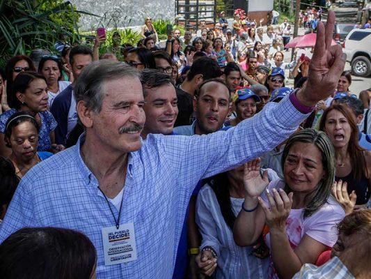 Vicente Fox Quezada