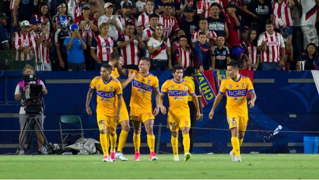 Tigres vs Chivas, campeón de campeones