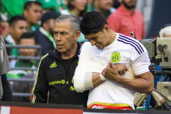 México vence a Paraguay en amistoso