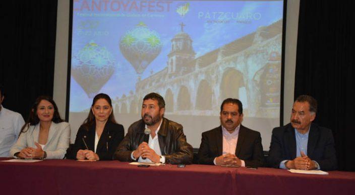 Pátzcuaro está listo para el Cantoya Fest