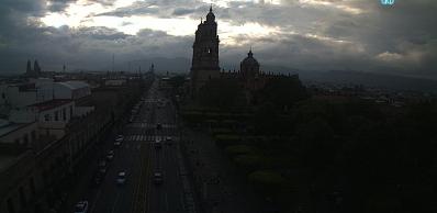Clima Michoacán 01 de Julio de 2017