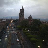 Posibilidad de lluvias dispersas y ambiente gélido para Michoacán