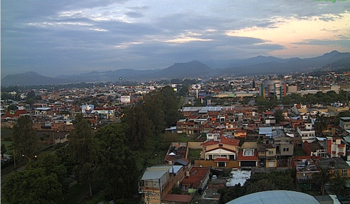 Prevén fuertes tormentas en Veracruz, Oaxaca y Michoacán