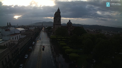 Clima Michoacán 12 de Julio de 2017