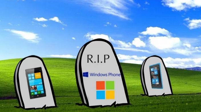 ¿Este es el final de Windows Phone?
