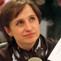 Carmen Aristegui critica decisión de AMLO de desaparecer INAI y el IFT y usuarios la atacan (video)