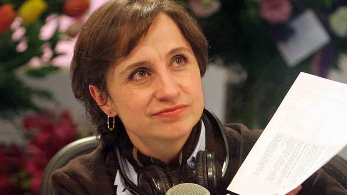 Determinan ilegal cancelación de programa en MVS de Aristegui