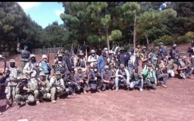 Se arman en Guerrero Autodefensas
