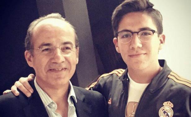 Felipe Calderón Jr. protagoniza escándalo en Playa del Carmen