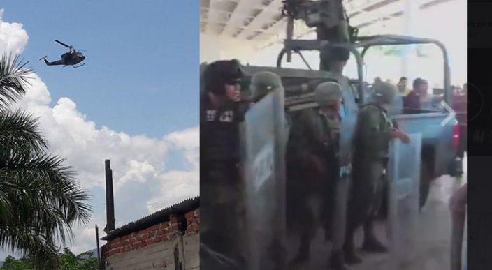 Mireles llama a los autodefensas armados a ir a Tepalcatepec