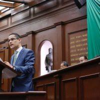 Adecuar Ley de Coordinación Fiscal, pide Miguel Ángel Villegas