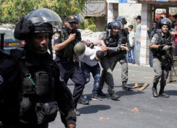Jerusalen enfrentamiento