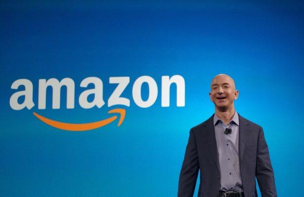 Jeff Bezos, hombre más rico del mundo por unas horas