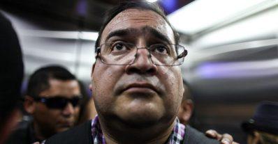 Javier Duarte de Ochoa, ex gobernador de Veracruz
